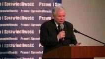 Jaroslaw Kaczyński w Zielonej Górze - cz. 1