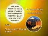 Ali İmran Suresi 160. Ayet-i Okunuşu ve Meali Okyay Derneği