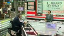 12/12 BFM : Le Grand Journal d'Hedwige Chevrillon - Jean-François Buet et Frédérique Clavel 1/4