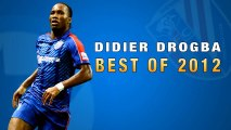 Didier Drogba, Best of 2012