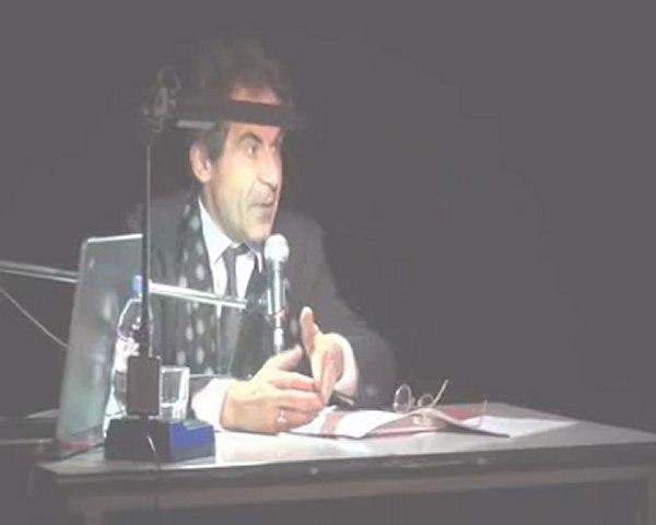 """""""Faut-il avoir peur des nanotechnologies ? 1 de 3"""" Etienne Klein, physicien"""