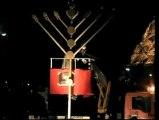 Hanoucca 2012 sur le Champs de Mars à Paris