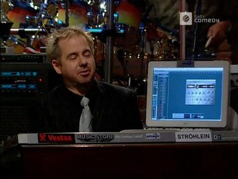 Die Harald Schmidt Show vom 03.12.2002