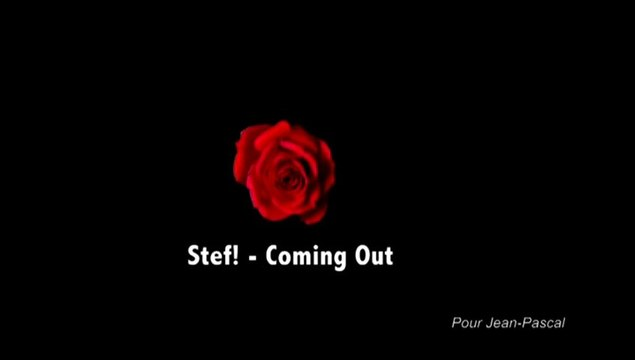 Stef! - COMING OUT - Clip LSF Version Sous-titrée
