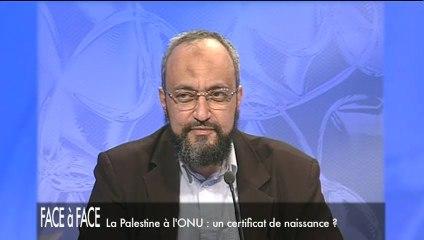 Palestine : Hani Ramadan face à Pierre Weiss