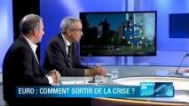 François Asselineau démasque un agent de Goldman Sachs