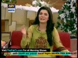 Good Morning Pakistan By Ary Digital - 13th December 2012 - Part 4