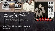 James Brown - Please Please Please - Mastering 2011