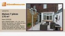 A vendre - maison - Hem (59510) - 7 pièces - 170m²