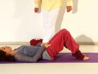 Yoga Vidya Anfängerkurs Woche 2 Teil 3