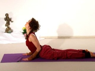 Yoga Vidya Anfängerkurs Woche 9 Teil 2