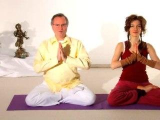 Yoga Vidya Anfängerkurs Woche 9 Teil 1