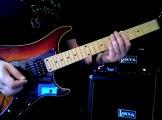 Cours de Guitare - La Gamme Mineure Mélodique 4 - BendNote