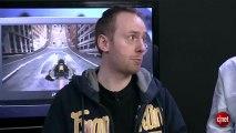 CNET Live :  le jeu video en 2012