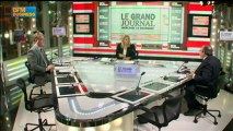 12/12 BFM : Le Grand Journal d'Hedwige Chevrillon - Jean-Paul Delevoye et Fabrice Lenglart 2/4