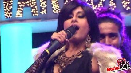 """Aiysha Saagar Performing """"Halkat Jawani"""" At Bright Awards"""