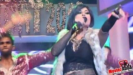 "Aiysha Saagar Performing ""We Found Love"" At Bright Awards Night 2012"