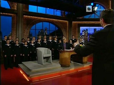 Die Harald Schmidt Show vom 06.12.2002