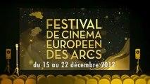 La pub du 4e Festival de Cinéma Européen des Arcs