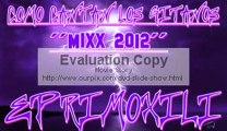 flamenco salsero 2012,.como cantaban los gitanos MIXX DJXILY