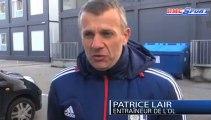 Olympique Lyonnais / Portrait de Jean-Michel Aulas