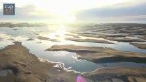 Cap Sud Ouest sur Aigues Mortes en drone.