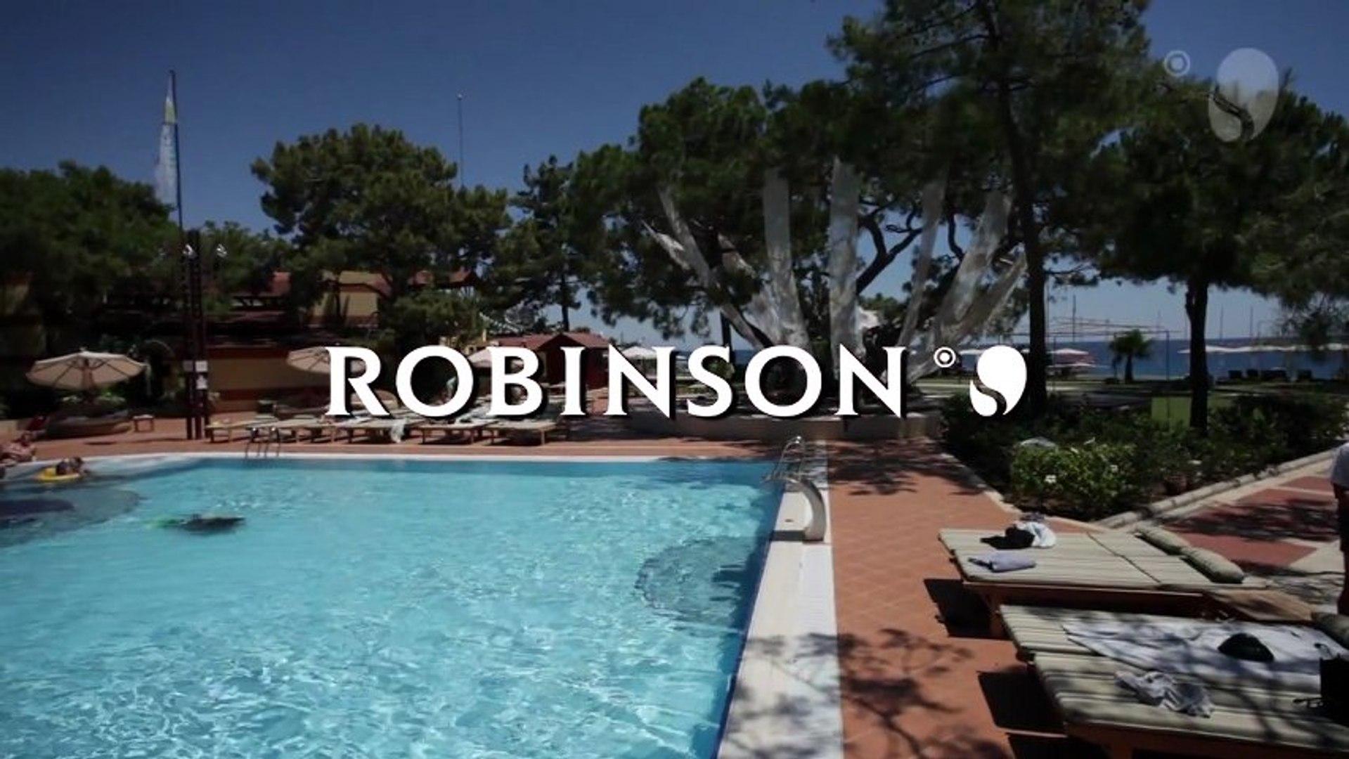 ROBINSON TOP Event WellFit Turkey 2012 Robinson Clubs Sport & Party