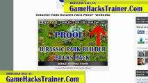 Jurassic Park Builder Cheats for unlimited Bucks and Coins iPad Best Version Jurassic Park Builder Bucks Cheat