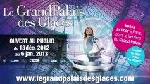 Fin de l'Installation et inauguration du  Grand Palais des Glaces 2012