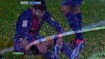 هدف برشلونة الثالث أمام أتليتكو مدريد ميسى