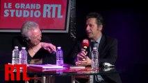 Laurent Gerra dans le Grand Studio RTL présenté par Laurent Boyer