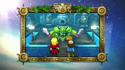 Dragon Quest VII 3DS - Trailer Jump Festa de Dragon Quest VII : La Quête des vestiges du monde
