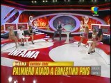Pronto.com.ar Flavia Palmiero ataca a Ernestina Pais
