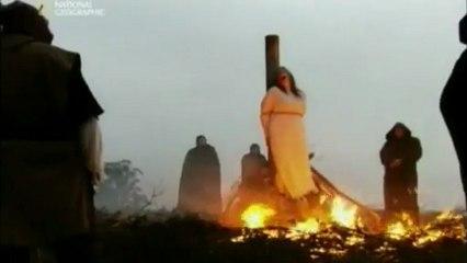 Tajemství dávných dob - Hon na čarodějnice (Malleus maleficarum) (2010) dokument cz