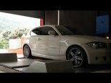 ::: o2programmation ::: BMW 123d, 204@252Cv Reprogrammation moteur sur Banc de puissance Cartec Marseille Gemenos