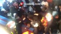 Imigrantes ilegais são detidos na Itália