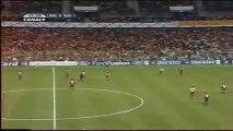 RC Lens - Bayern Munich, Ligue des Champions 2002/2003 (vidéo 3/4, début 2ème mi-temps)