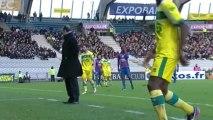 FC Nantes (FCN) - SM Caen (SMC) Le résumé du match (18ème journée)