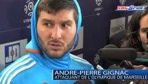"""Toulouse / OM - Gignac: """"Je tente ma chance, je ne me pose pas de question"""""""