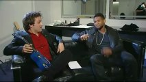 Usher - Behind The Scenes At The 02 Arena In London