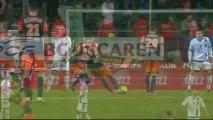 But Anthony MOUNIER (76ème) - Montpellier Hérault SC - SC Bastia (4-0) - saison 2012/2013
