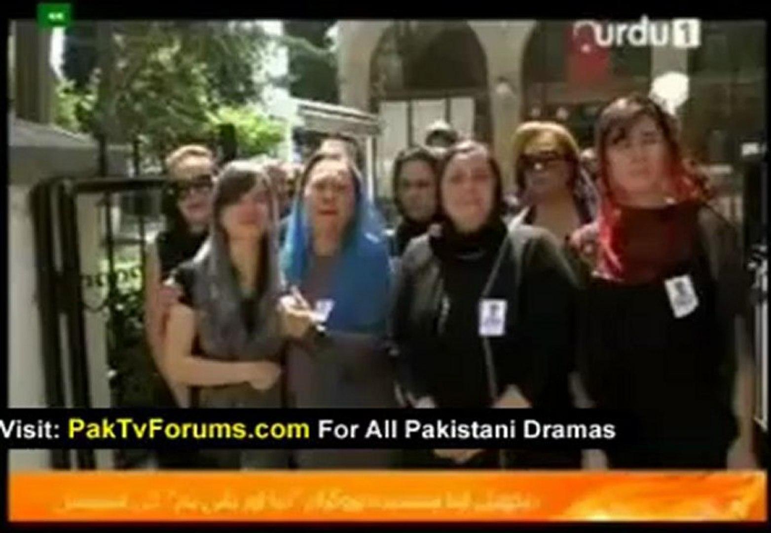 Ishq Mamnu by Urdu 1 - LAST Episode 164 - Part 3/4