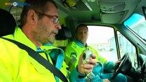 Toch mooi afscheid ambulancebroeder na zwaar ongeval - RTV Noord