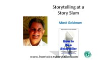 How to be a Storyteller- Book about the Art of Storytelling