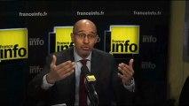 Harlem Désir minimise l'échec du PS aux législatives