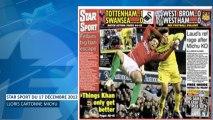 Foot Mercato - La revue de presse - 17 décembre 2012