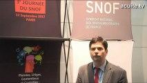 SFO 2012 : délégations de tâches, e-commerce, Taso... La position du Dr. Rottier, président du Snof
