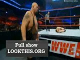 Big Show vs Sheamus Tables Ladders Chairs 2012 chair match