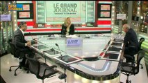 14/12 BFM : Le Grand Journal d'Hedwige Chevrillon - Jean-Hervé Lorenzi et Dominique Reynié 4/4