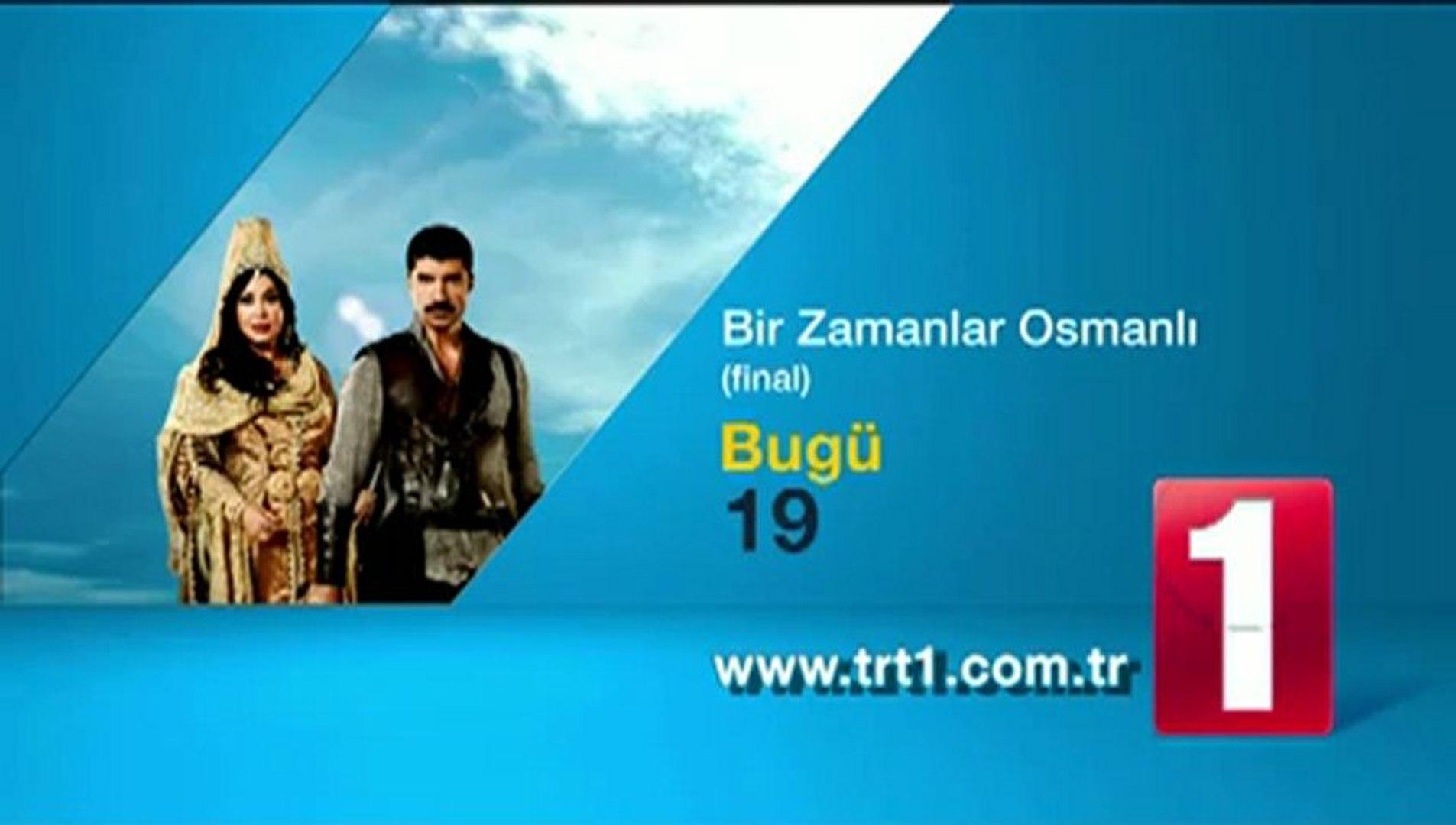 Bir Zamanlar Osmanlı 20. Bölüm (Final Bölümü) Fragman İzle